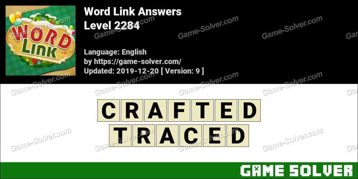 Word Link Level 2284 Answers