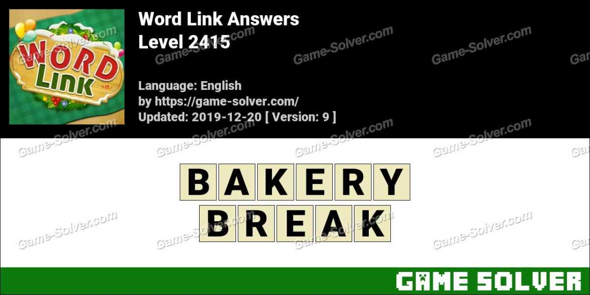 Word Link Level 2415 Answers