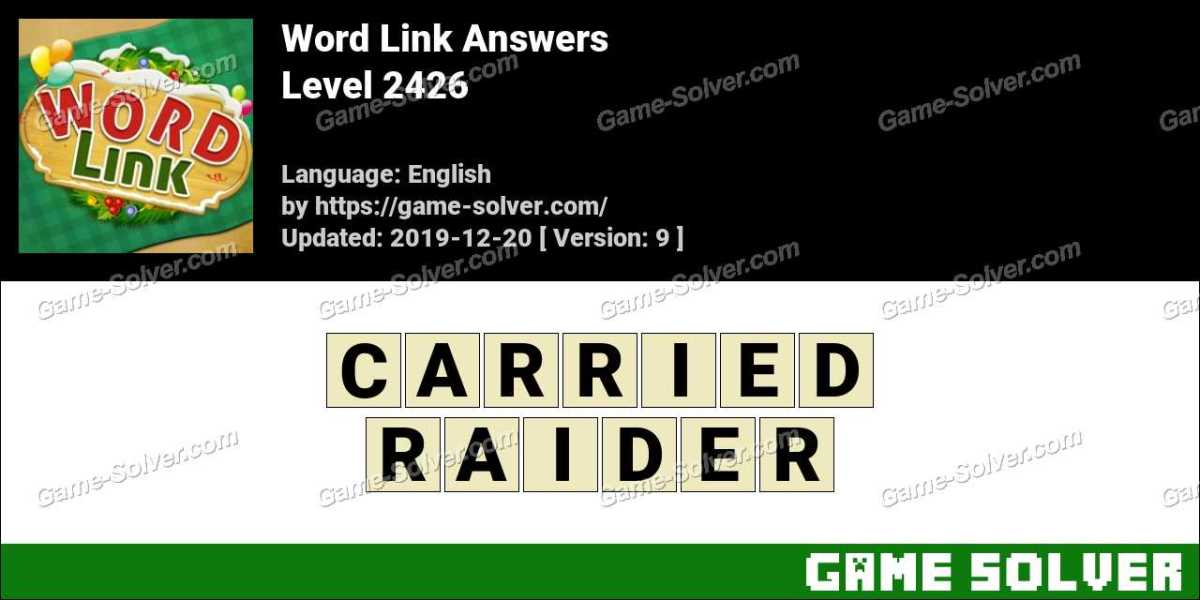 Word Link Level 2426 Answers