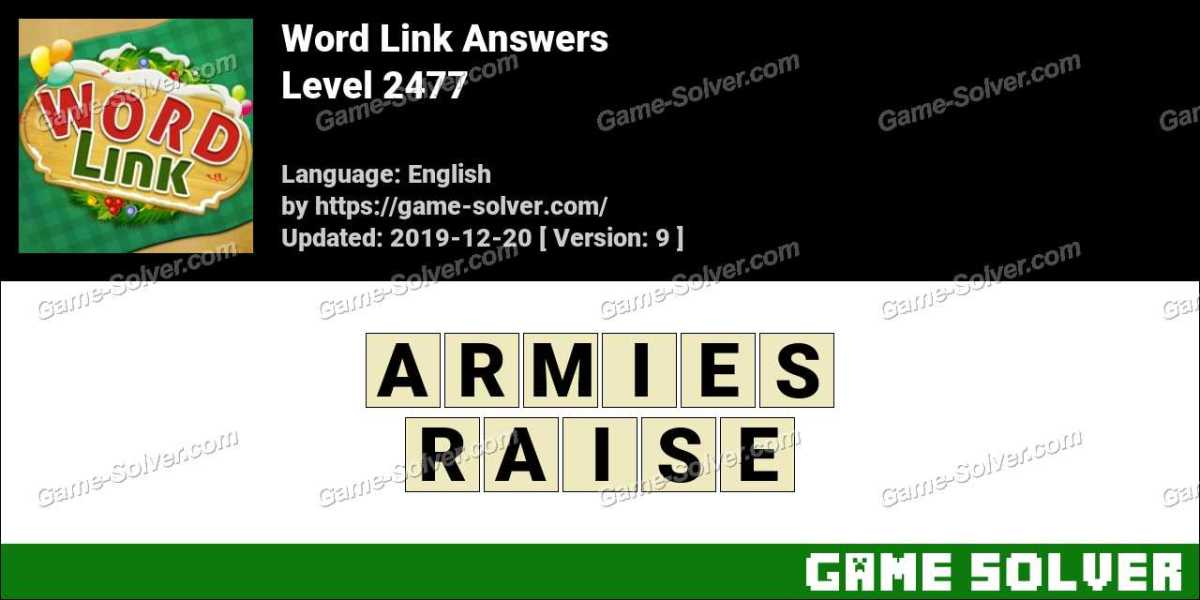 Word Link Level 2477 Answers