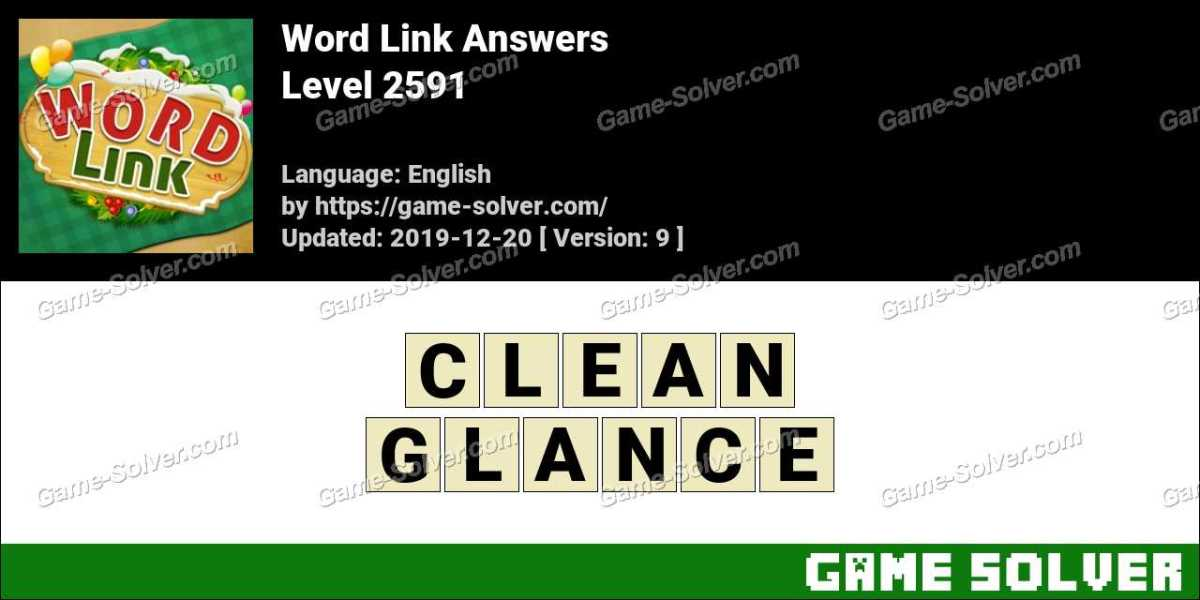 Word Link Level 2591 Answers