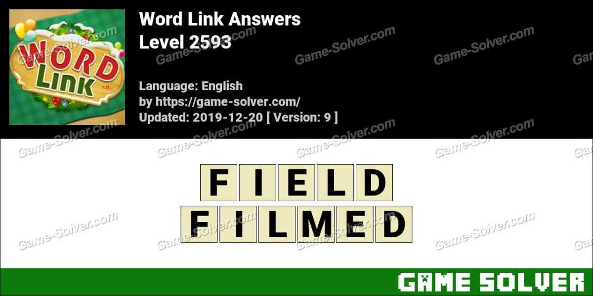 Word Link Level 2593 Answers