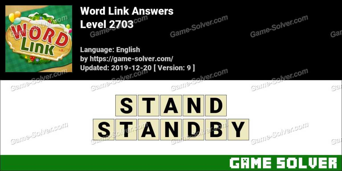 Word Link Level 2703 Answers