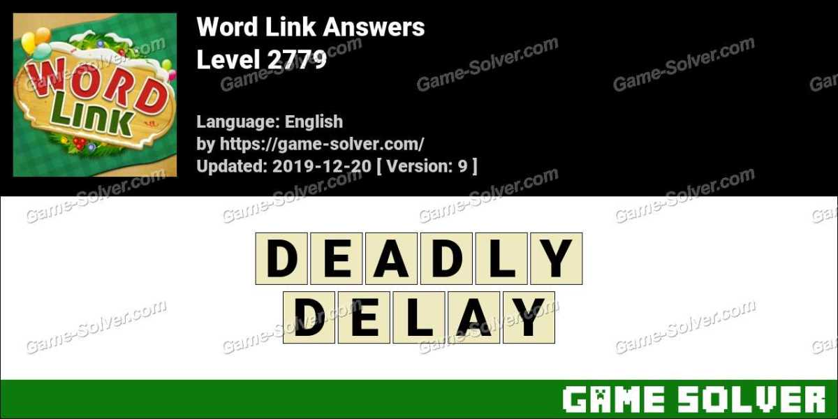 Word Link Level 2779 Answers