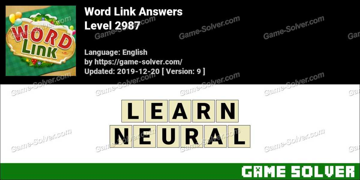 Word Link Level 2987 Answers
