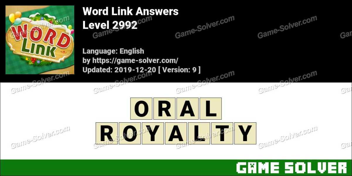 Word Link Level 2992 Answers