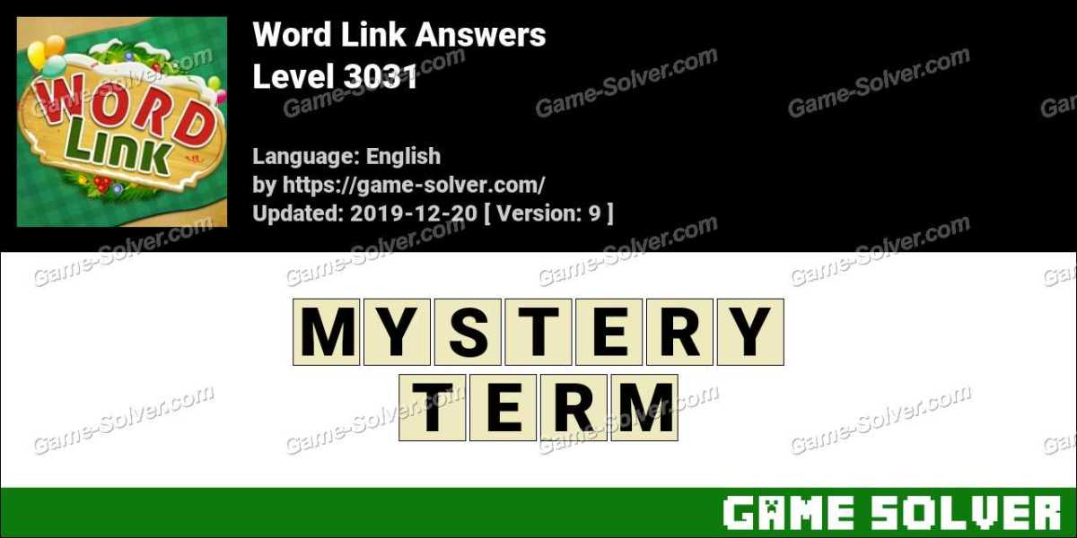 Word Link Level 3031 Answers