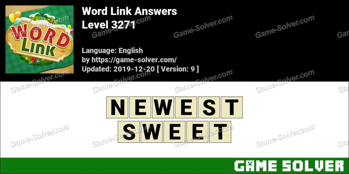 Word Link Level 3271 Answers