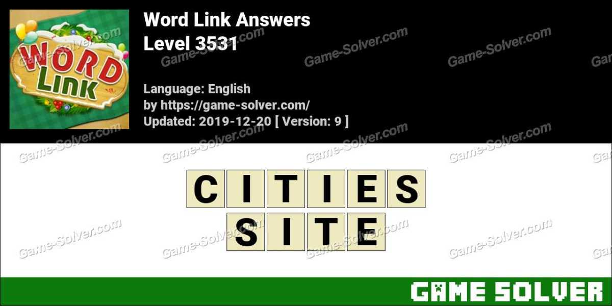 Word Link Level 3531 Answers