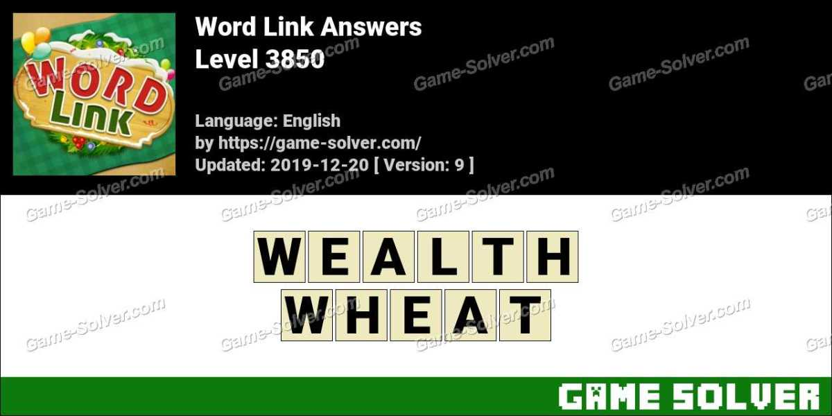 Word Link Level 3850 Answers