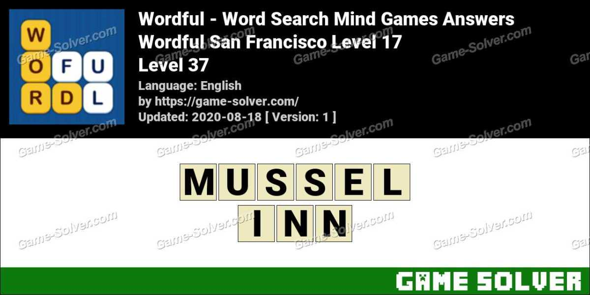 Wordful San Francisco Level 17 Answers