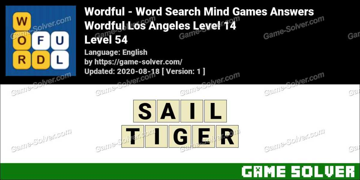 Wordful Los Angeles Level 14 Answers