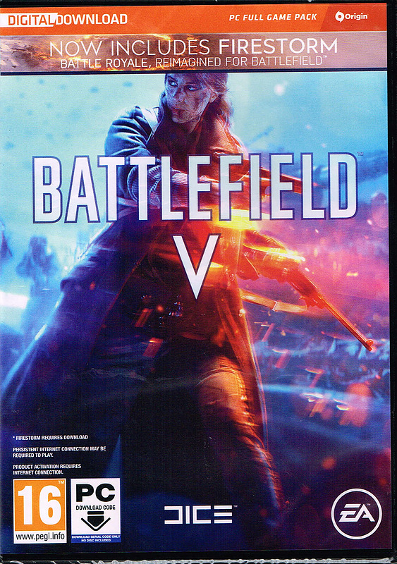 Battlefield 5 Uncut Fr PlayStation 4 Xbox One Und PC Gnstig Kaufen Gamewareat