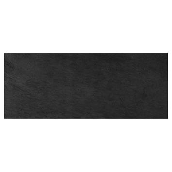 Carrelage Mural Smart Noir 20x50 Cm 1 5 M Carrelage Cuisine Gamma Be