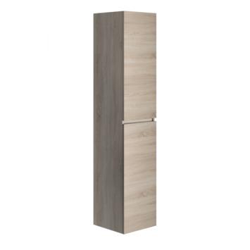 armoire colonne allibert bazil chene hamilton 40 cm