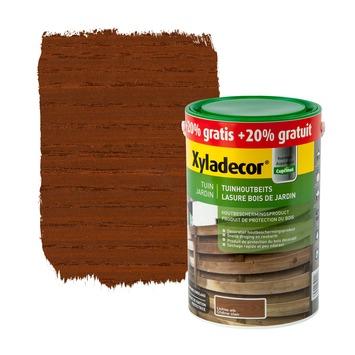 lasure bois de jardin xyladecor chene clair 5 1 l