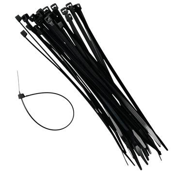 GAMMA Nortene kabelbinder 15cm groen 25 stuks kopen