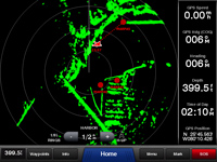 Mini-Automatic Radar Plotting Aid (MARPA)