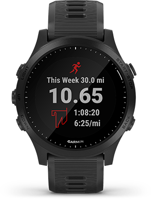 SINCRONIZZA CON GARMIN CONNECT™