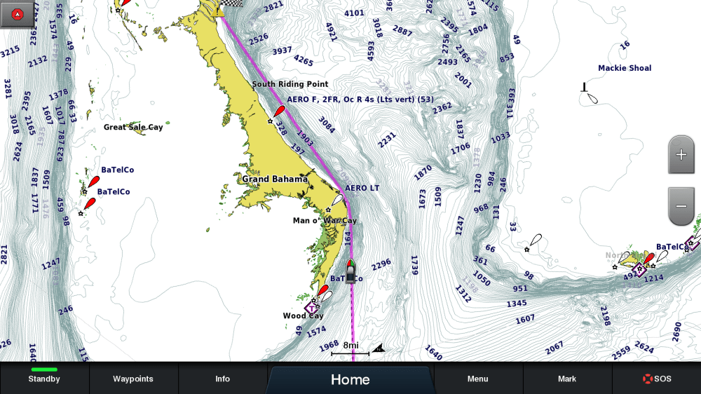 medium resolution of the best of garmin with the best of navionics
