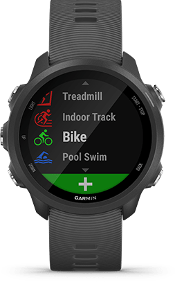 BUILT-IN SPORTS APPS