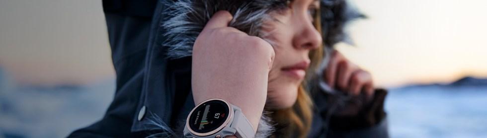 Raggiungi nuove vette. Il tuo orologio ti seguirà.