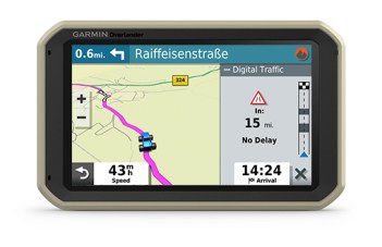 Garmin Digital Traffic