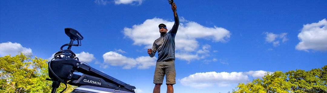 Take fishing to the next level.