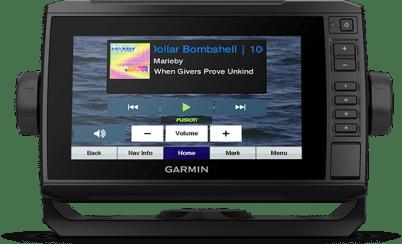ECHOMAP UHD 75cv with NMEA screens