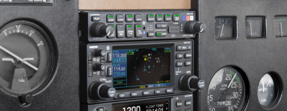 medium resolution of when things get busy in the cockpit garmin audio control technology can make a world of difference for example 3 d audio processing featured on several