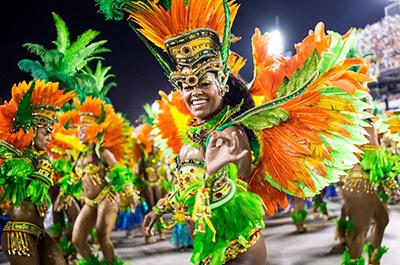Half Day Carnival & Samba Experience Thumbnail
