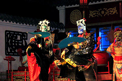 Sichuan Opera Show Thumbnail