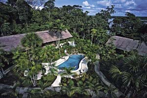 Ceiba Tops Lodge Image