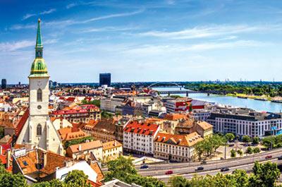 Half Day Bratislava Thumbnail
