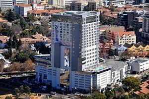 Radisson Blu Hotel Sandton Image