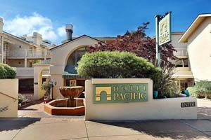 Hotel Pacific Image