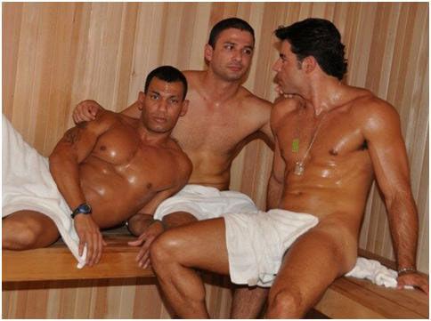 Nel palazzo del Cardinale la sauna gay pi grande dItalia