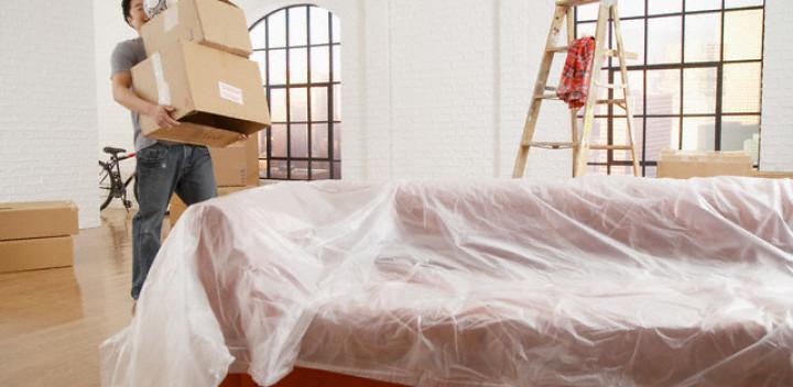 Как быстро и дешево упаковать мебель при переезде? Газелькин