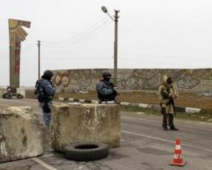 """Кримські окупанти ввели """"санкції"""" проти майже 200 українських політиків"""