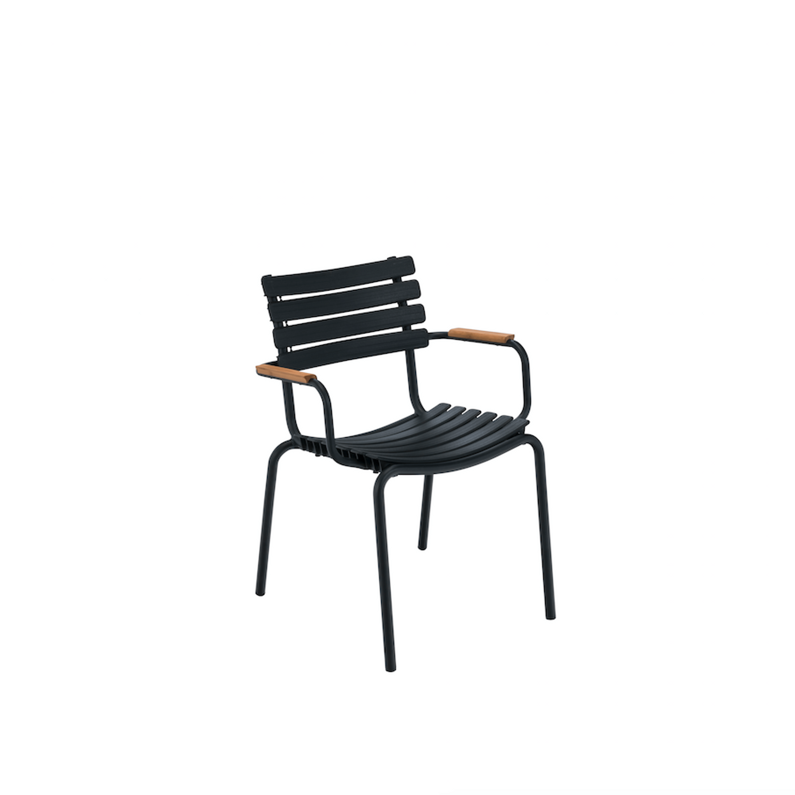 dining chair with armrest toepia pedicure clips alu stoel houe