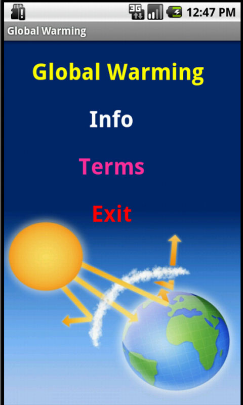 Free Global Warming N Facts APK Download For Android  GetJar