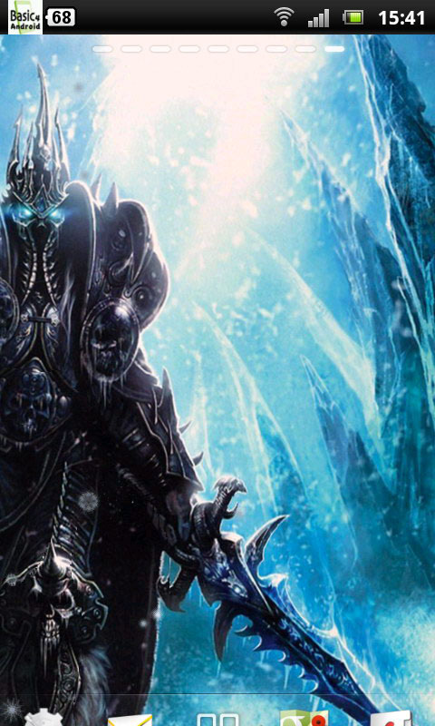 Frozen Animated Wallpaper Free World Of Warcraft Live Wallpaper 5 Apk Download For