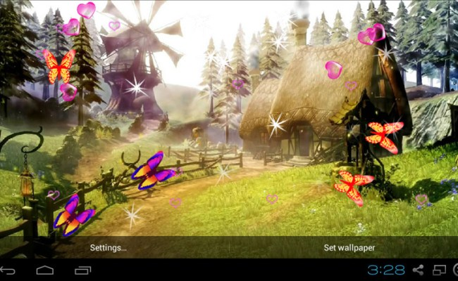 Free 3d Fairy Tale Live Wallpapers Apk Download For
