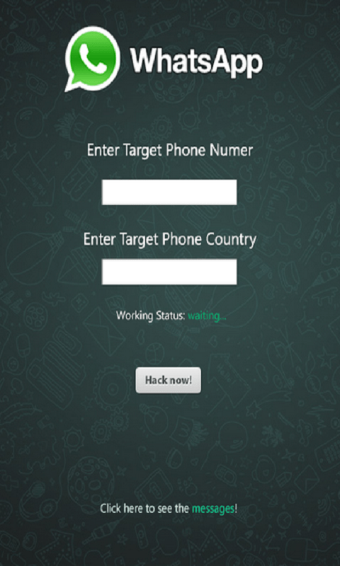 Download Whatsapp Hack Tool online generator APK for FREE ...