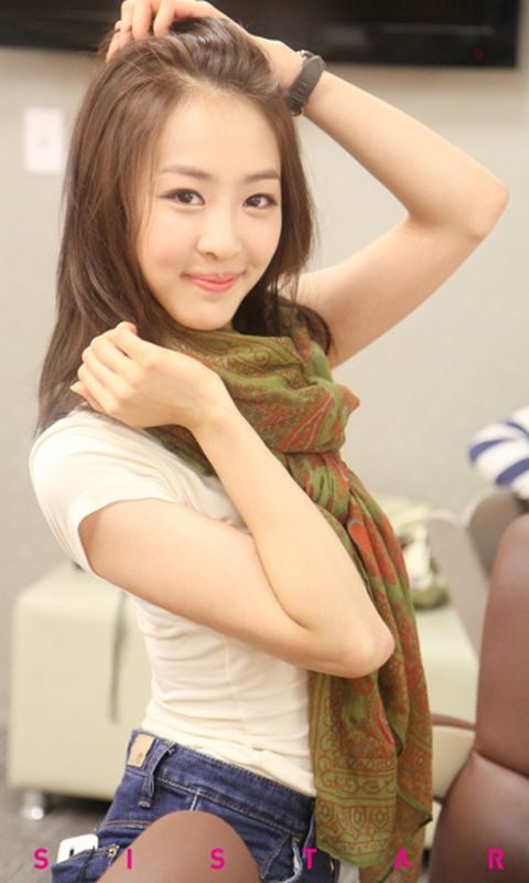 Live Girl Wallpaper Apps Android Free Sistar Dasom Sexy Wallpaper Apk Download For Android