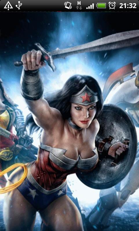 Free Wonder Woman Live Wallpaper APK Download For Android  GetJar