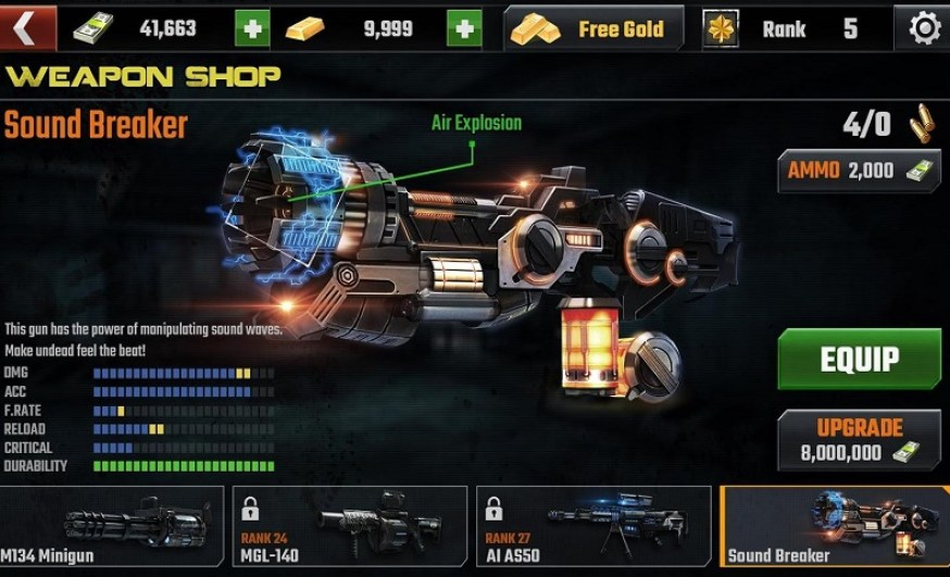 Download Dead Target Mod Apk-Unlimited[Coins/Powers/Mods]
