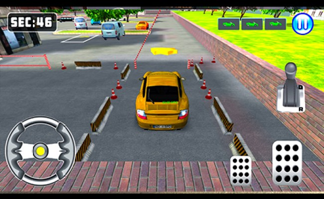 Free 3d Car Parking Game Apk Download For Android Getjar