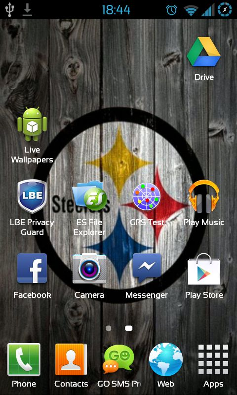 Free Pittsburgh Steelers NFL Live Wallpaper APK Download
