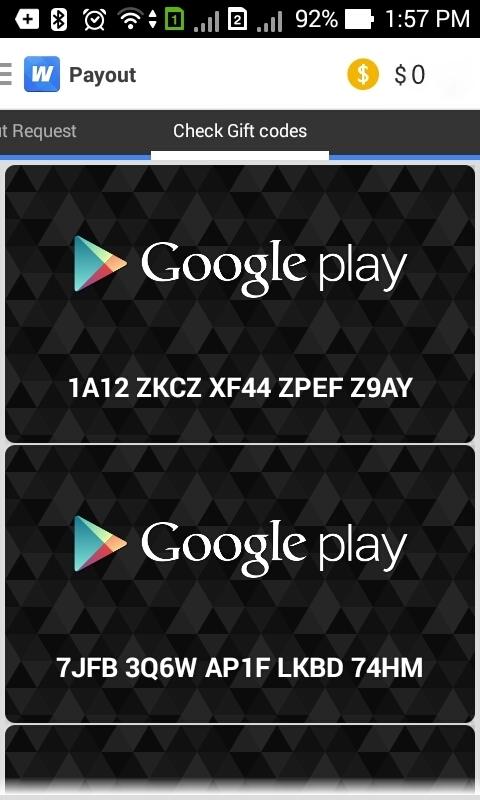 Free Google Play Gift Card Generator APK APK Download For Android | GetJar